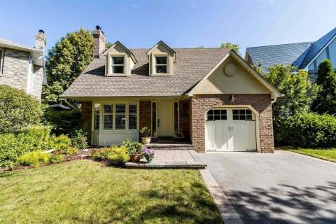 House for sale at 3013 Silverthorn Dr Oakville Ontario - MLS: W4862005