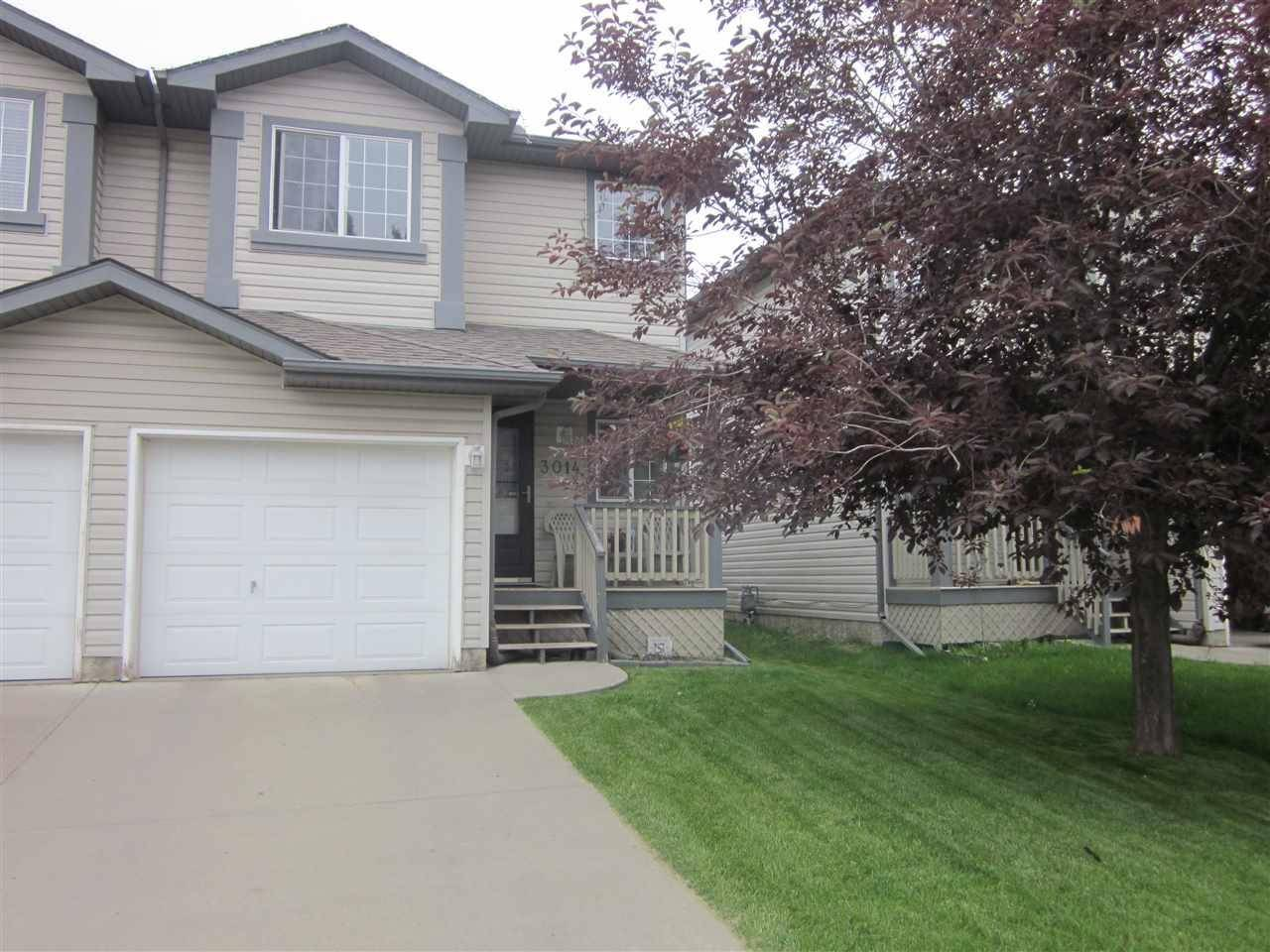 Townhouse for sale at 3014 30 Ave Nw Edmonton Alberta - MLS: E4174226