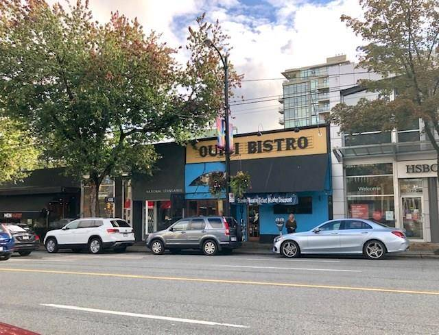 Commercial property for lease at 3014 Granville St Vancouver British Columbia - MLS: C8027907