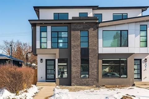Townhouse for sale at 3016 Cochrane Rd Northwest Unit 3016 Calgary Alberta - MLS: C4292006