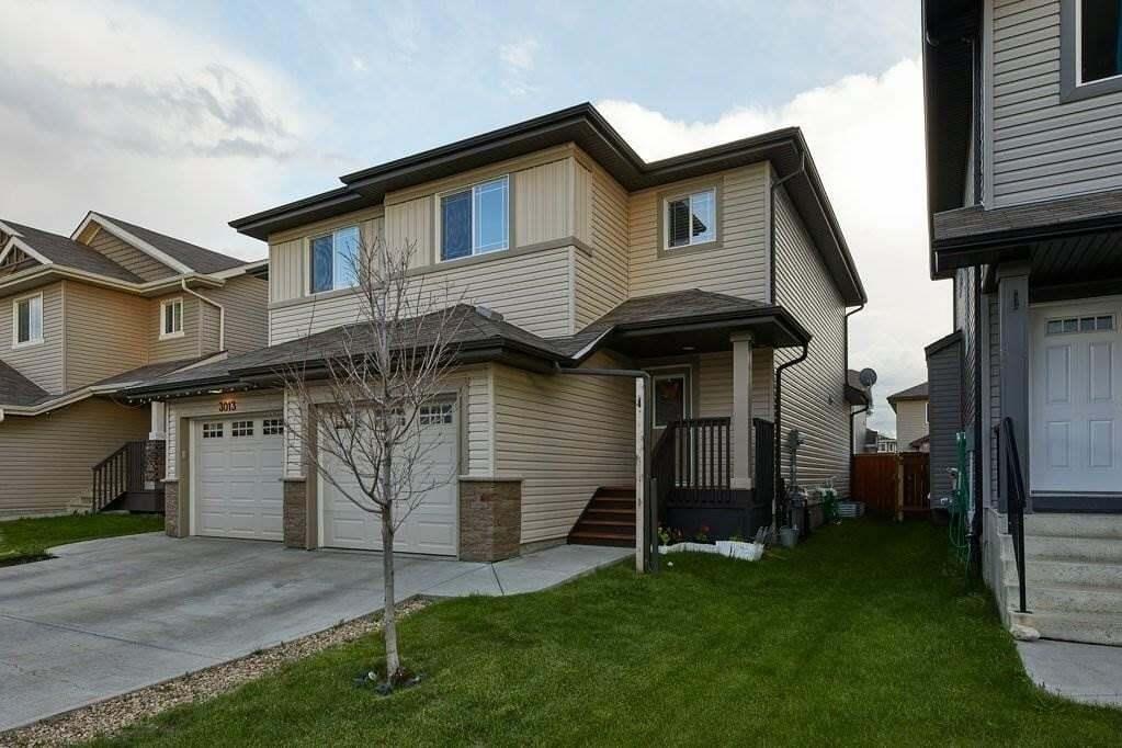 Townhouse for sale at 3017 16a Av NW Edmonton Alberta - MLS: E4205639