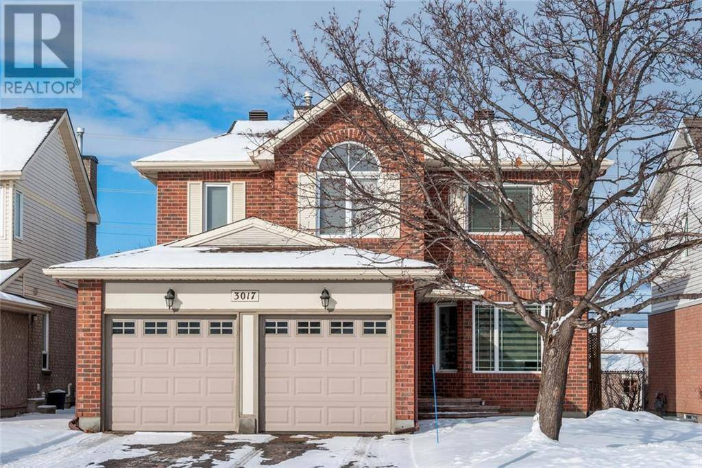 House for sale at 3017 Courtyard Cres Ottawa Ontario - MLS: 1178712