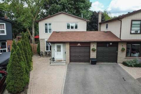 Townhouse for sale at 3017 Glace Bay Rd Mississauga Ontario - MLS: W4867042