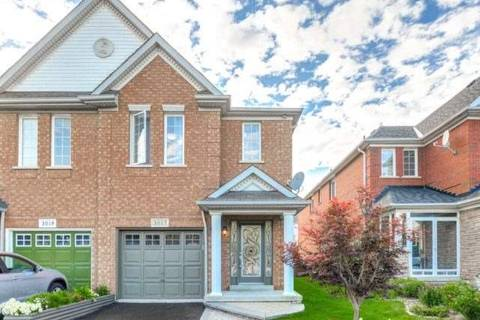 Townhouse for sale at 3017 Owls Foot Dr Mississauga Ontario - MLS: W4544396