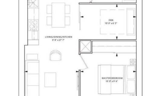 Apartment for rent at 85 Wood St Unit 3018 Toronto Ontario - MLS: C4860094