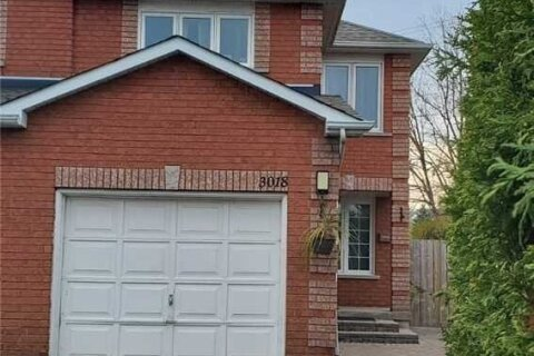 Townhouse for sale at 3018 Windjammer Rd Mississauga Ontario - MLS: W4994280