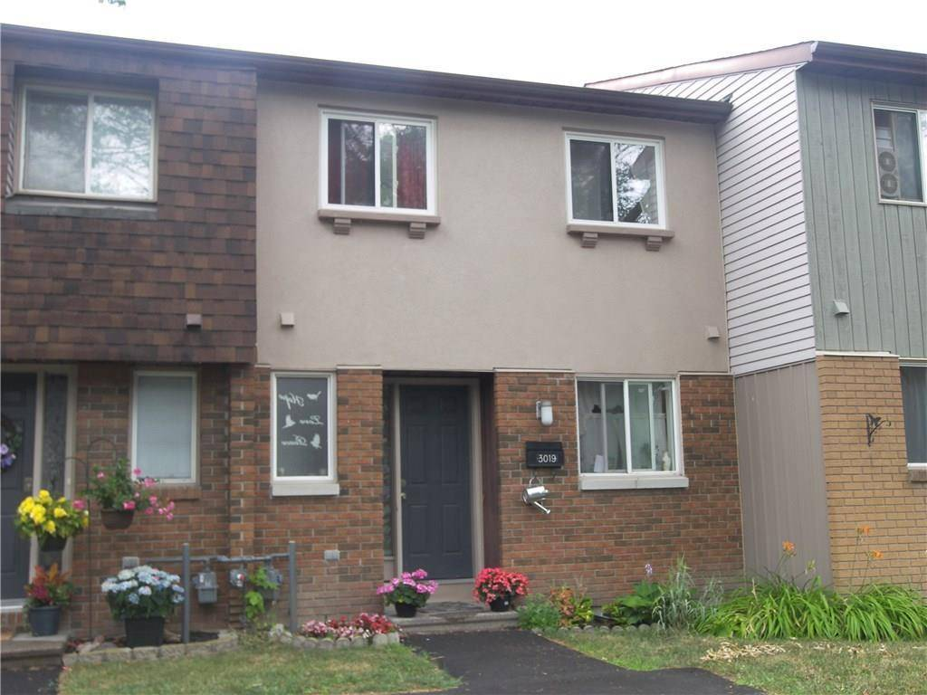 Townhouse for sale at 3019 Olympic Wy Ottawa Ontario - MLS: 1163549
