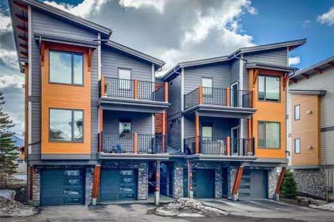 Townhouse for sale at 1101 Three Sisters Pw Unit 301E Canmore Alberta - MLS: C4281961