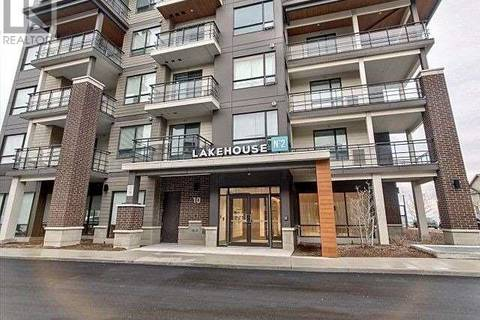 Condo for sale at 10 Esplanade Ln Unit 302 Grimsby Ontario - MLS: X4394160