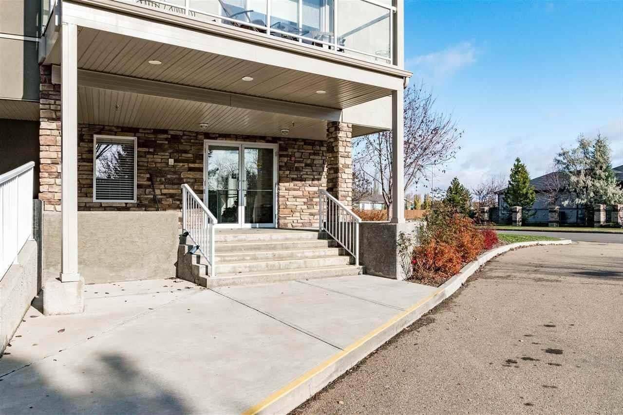 Condo for sale at 100 Crystal Ln Unit 302 Sherwood Park Alberta - MLS: E4211579