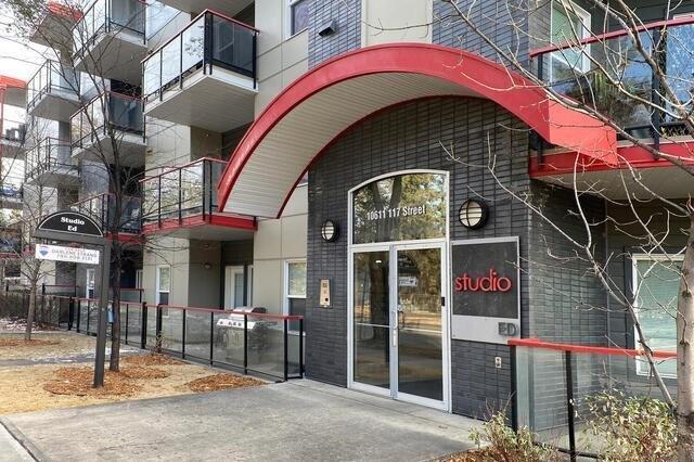 Condo for sale at 10611 117 St NW Unit 302 Edmonton Alberta - MLS: E4220121