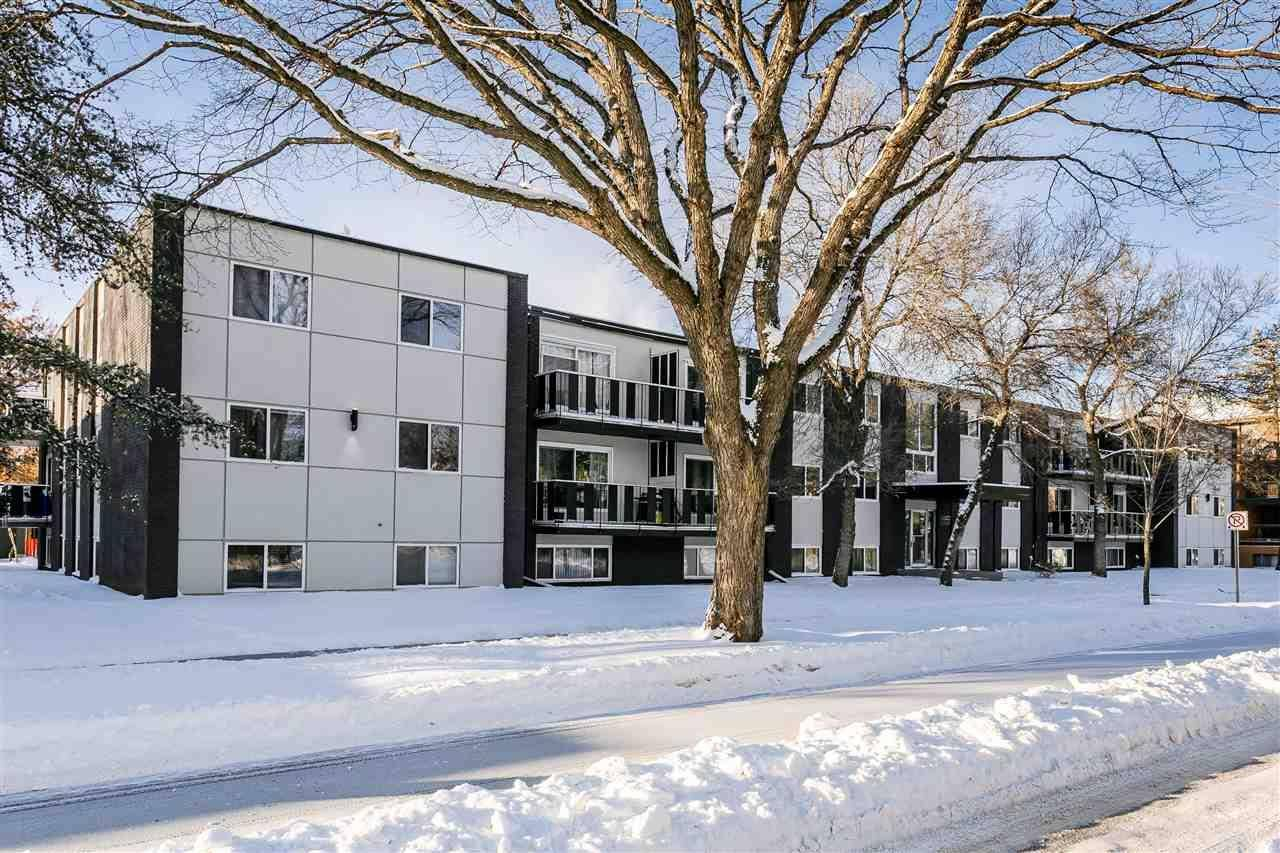 Condo for sale at 10720 127 St Nw Unit 302 Edmonton Alberta - MLS: E4183853