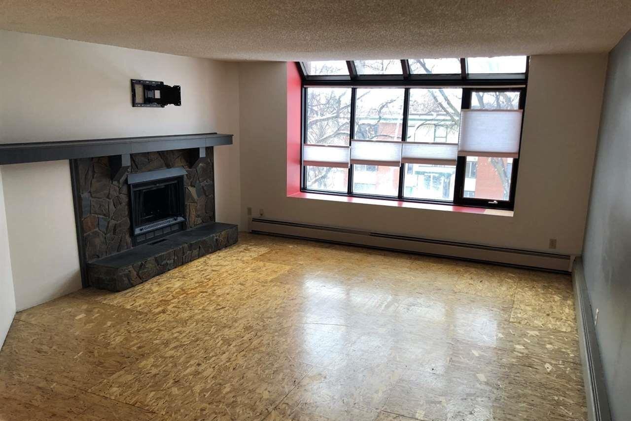 Condo for sale at 10743 107 St NW Unit 302 Edmonton Alberta - MLS: E4221190