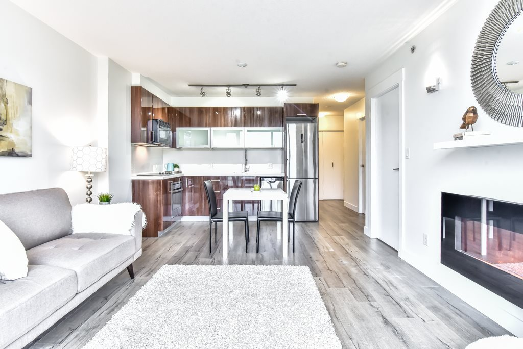 For Sale: 302 - 10777 University Drive, Surrey, BC | 1 Bed, 1 Bath Condo for $379,900. See 19 photos!