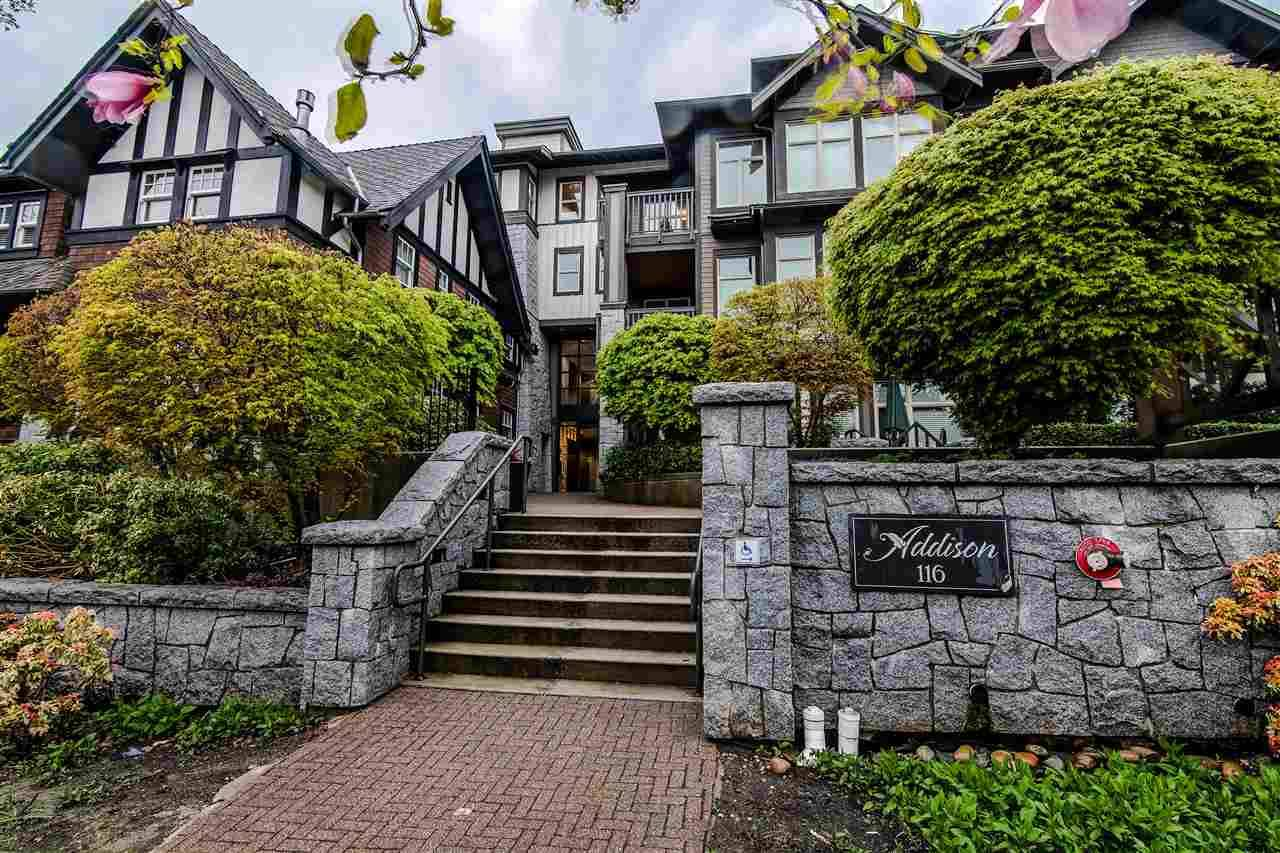 Buliding: 116 West 23rd Street, North Vancouver, BC