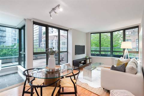 Condo for sale at 1188 Howe St Unit 302 Vancouver British Columbia - MLS: R2362748