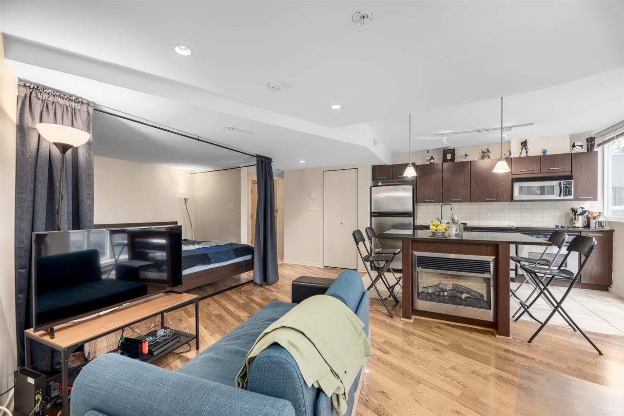 Removed: 302 - 1199 Seymour Street, Vancouver, BC - Removed on 2020-01-25 04:21:23