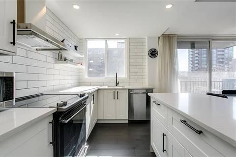 Condo for sale at 1236 15 Ave Southwest Unit 302 Calgary Alberta - MLS: C4257346