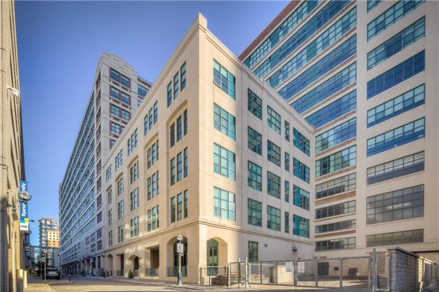 For Rent: 302 - 135 Dalhousie Street, Toronto, ON | 1 Bed, 1 Bath Condo for $2,100. See 3 photos!
