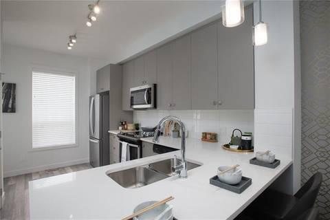 Townhouse for sale at 15 Evanscrest Pk Northwest Unit 302 Calgary Alberta - MLS: C4281477