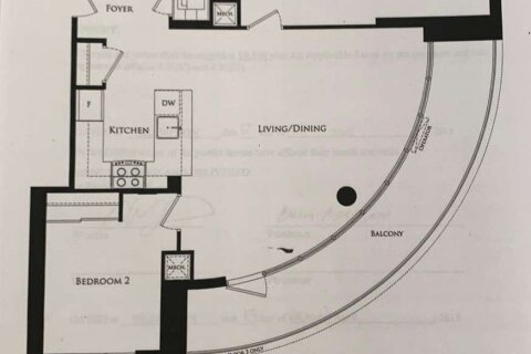 Condo for sale at 15 Lynch St Unit 302 Brampton Ontario - MLS: W5001278
