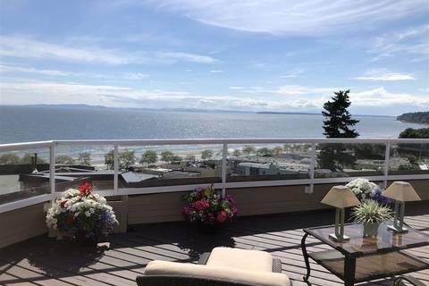 Condo for sale at 15025 Victoria Ave Unit 302 White Rock British Columbia - MLS: R2380531