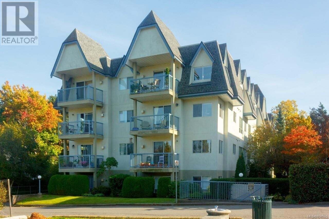 Condo for sale at 1714 Fort St Unit 302 Victoria British Columbia - MLS: 850520