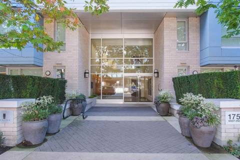 Condo for sale at 175 2nd St W Unit 302 North Vancouver British Columbia - MLS: R2415360