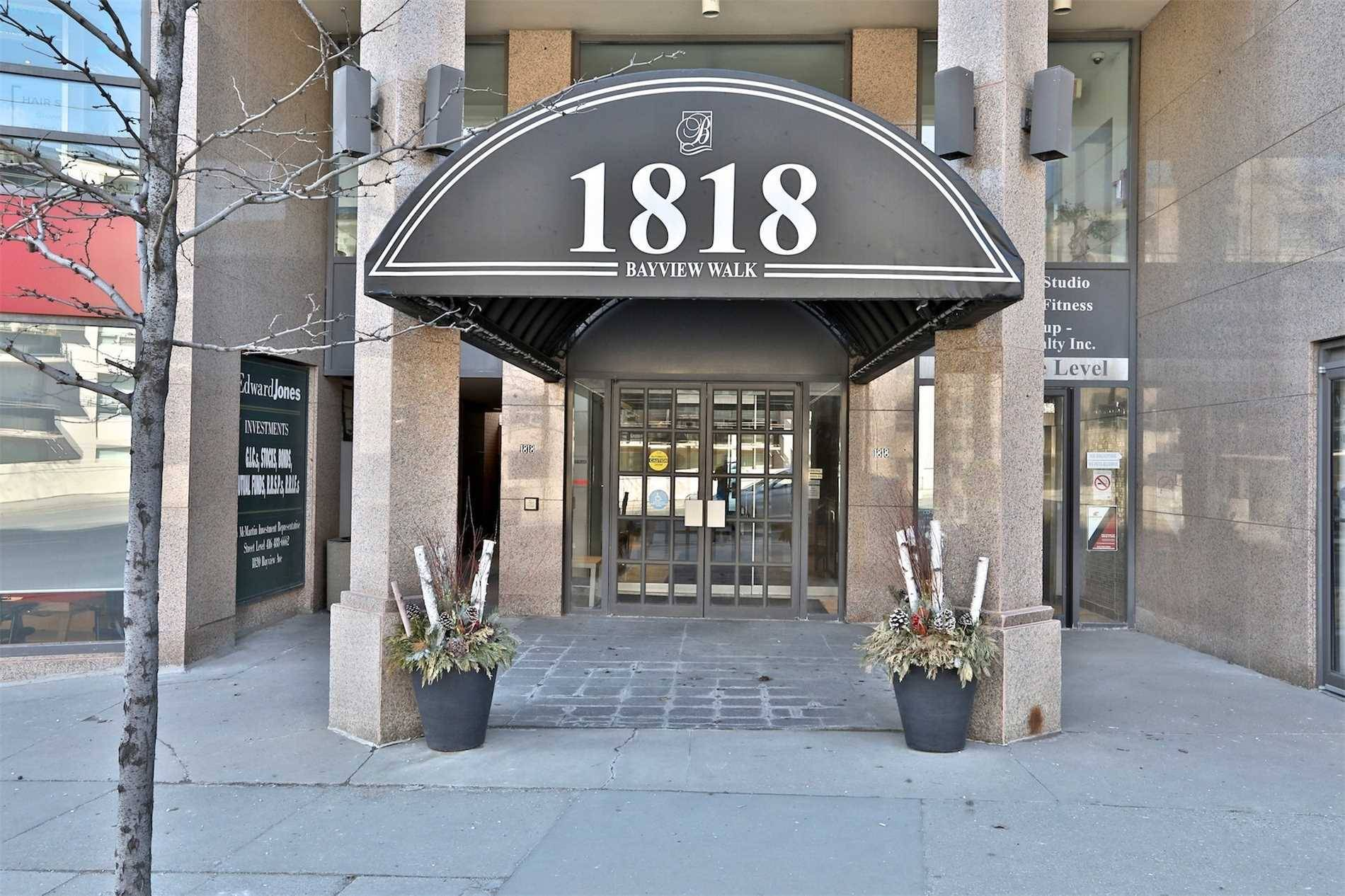Bayview Walk Condos: 1818 Bayview Avenue, Toronto, ON
