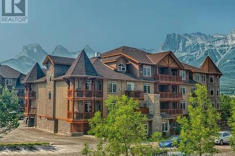 Home for sale at 190 Kananaskis Wy Unit 302 Canmore Alberta - MLS: 49614