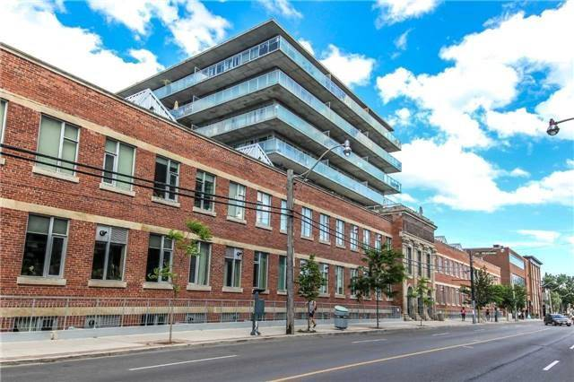 Sold: 302 - 201 Carlaw Avenue, Toronto, ON