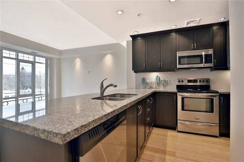 Apartment for rent at 205 Lakeshore Rd Unit 302 Oakville Ontario - MLS: W4568572