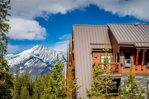 Townhouse for sale at 2100 Stewart Creek Dr Unit 302 Canmore Alberta - MLS: C4235375