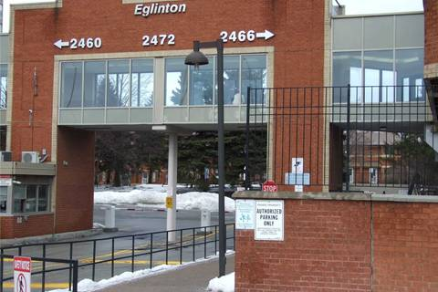 Apartment for rent at 2460 Eglinton Ave Unit 302 Toronto Ontario - MLS: E4673639