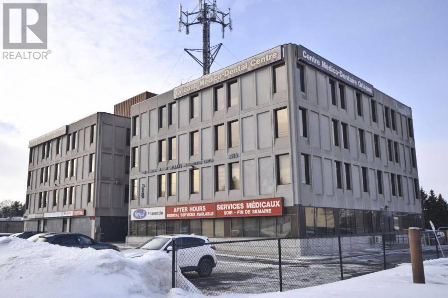 Commercial property for lease at 2555 St Joseph Blvd Apartment 302 Ottawa Ontario - MLS: 1184862