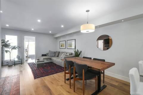 Condo for sale at 3480 Main St Unit 302 Vancouver British Columbia - MLS: R2410241