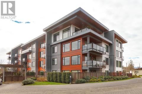 Condo for sale at 3811 Rowland Ave Unit 302 Victoria British Columbia - MLS: 411021