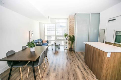 Apartment for rent at 39 Sherbourne St Unit 302 Toronto Ontario - MLS: C4703009