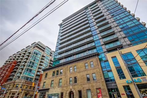 Condo for sale at 39 Sherbourne St Unit 302 Toronto Ontario - MLS: C4737403