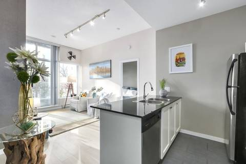 Condo for sale at 480 Robson St Unit 302 Vancouver British Columbia - MLS: R2437440