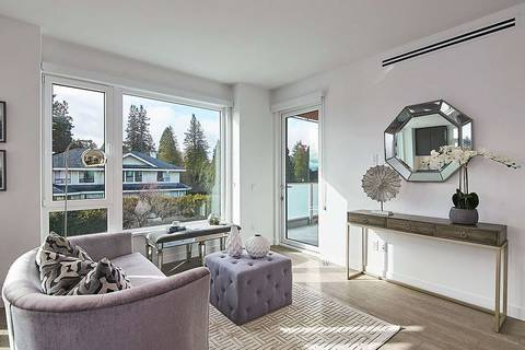 Condo for sale at 489 26th Ave W Unit 302 Vancouver British Columbia - MLS: R2348292