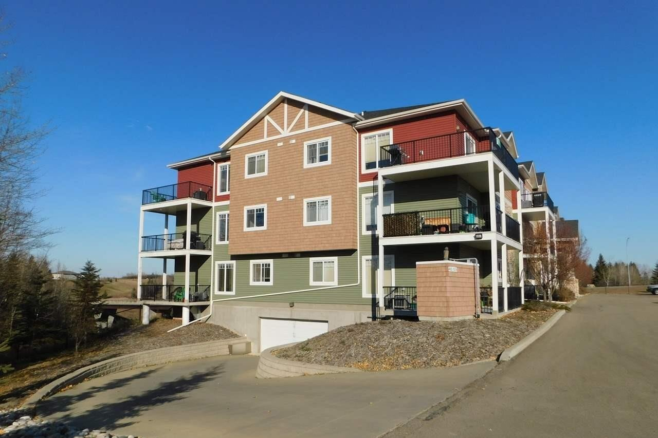 Condo for sale at 4922 52 St Unit 302 Gibbons Alberta - MLS: E4209789
