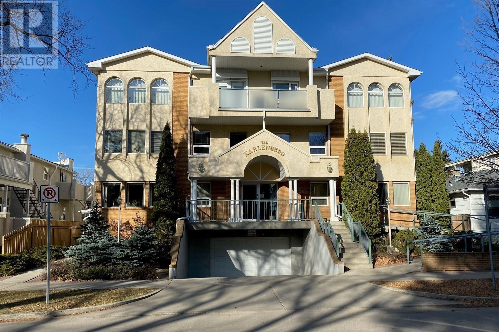 Condo for sale at 505 Main St Unit 302 Saskatoon Saskatchewan - MLS: SK830672