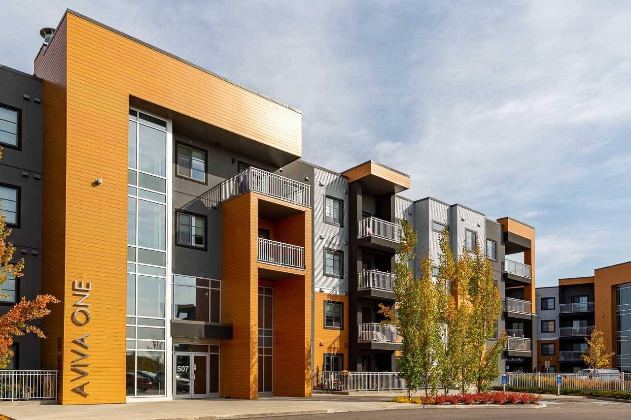 Condo for sale at 507 Albany Wy Nw Unit 302 Edmonton Alberta - MLS: E4174218
