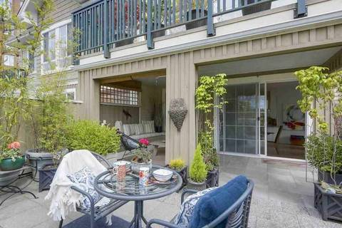 Condo for sale at 5605 Hampton Pl Unit 302 Vancouver British Columbia - MLS: R2351408