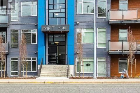 Condo for sale at 6540 Metral Dr Unit 302 Nanaimo British Columbia - MLS: 461022