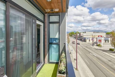 Condo for sale at 6555 Victoria Dr Unit 302 Vancouver British Columbia - MLS: R2453165