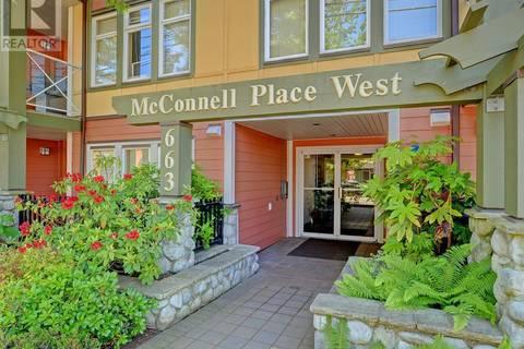 Condo for sale at 663 Goldstream Ave Unit 302 Victoria British Columbia - MLS: 408254