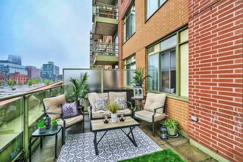 Condo for sale at 70 Mill St Unit 302 Toronto Ontario - MLS: C4489209