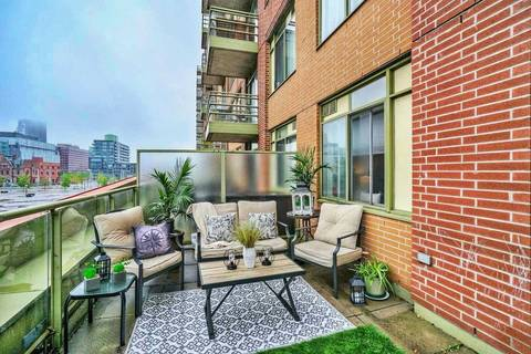 Condo for sale at 70 Mill St Unit 302 Toronto Ontario - MLS: C4489209